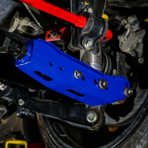 Blox Racing - Rear Lower Control Arms LCA - Subaru BRZ 2013-2018 / Subaru WRX STI 2008-2018 / Scion FR-S 86 2013-2018 - Blue