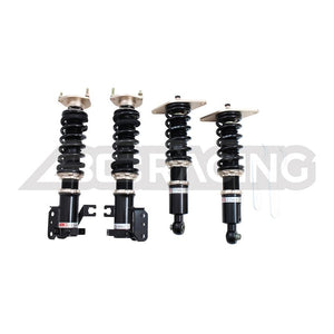 BC Racing - BR Type Adjustable Coilovers - Nissan Sentra 2000-2006