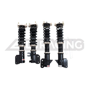 BC Racing - BR Type Adjustable Coilovers - Nissan Sentra 1991-1994
