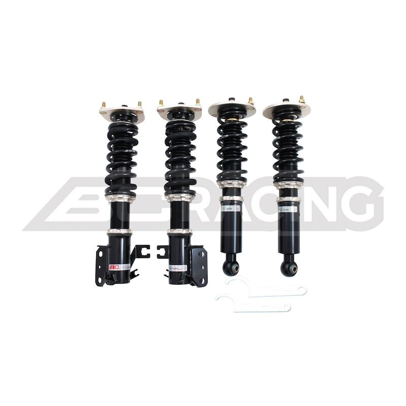 BC Racing - BR Type Adjustable Coilovers - Nissan Maxima 2000-2003