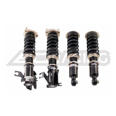 BC Racing - BR Type Adjustable Coilovers - Nissan Sentra 1995-1999