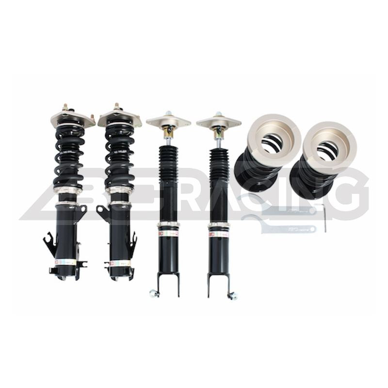 BC Racing - BR Type Adjustable Coilovers - Nissan Maxima 2004-2008 / Altima 2002-2006