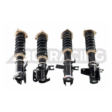 BC Racing - BR Type Adjustable Coilovers - Nissan Pulsar GTI-R AWD 1990-1994