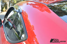 EOS - Side Window Visor Deflectors - Scion FR-S 2013-2016 / Toyota 86 2017-2019 / Subaru BRZ 2013-2019