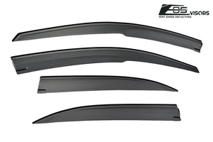 EOS - Side Window Visor Deflectors - Acura TSX 2004-2008