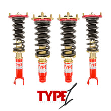 Function and Form - Type 1 Coilovers - Honda Prelude 1992-2001