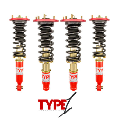 Function and Form - Type 1 Coilovers - Honda Accord 1998-2002