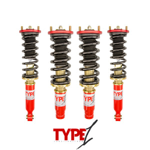 Function and Form - Type 1 Coilovers - Honda CR-V CRV 1996-2001