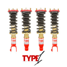Function and Form - Type 1 Coilovers - Honda Civic CRX 1988-1991