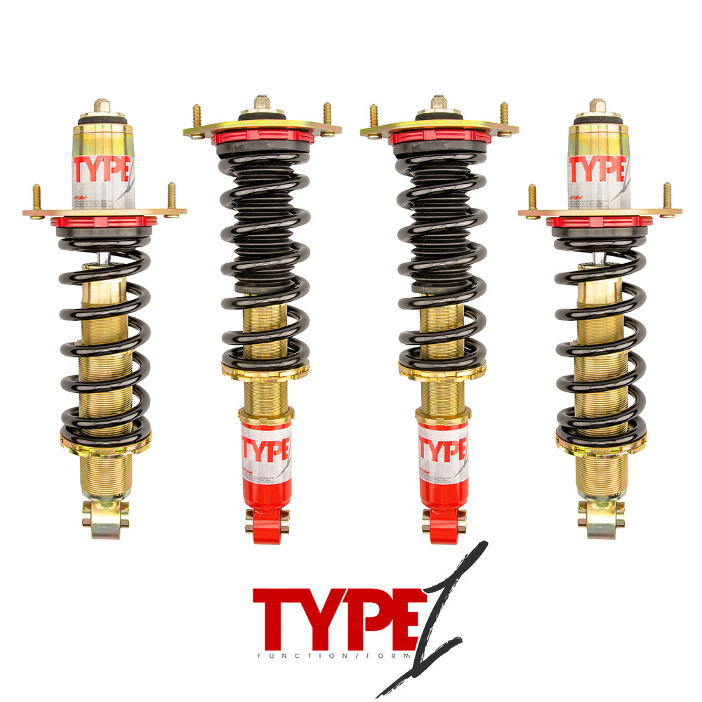 Function and Form - Type 1 Coilovers - Mazda Miata 1990-2005