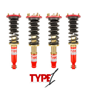 Function and Form - Type 1 Coilovers - Acura TL 2004-2008