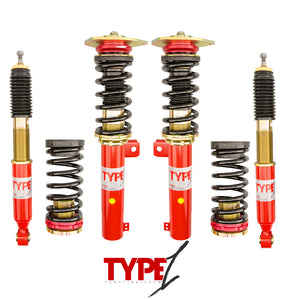 Function and Form - Type 1 Coilovers - Audi TT 2006-2013