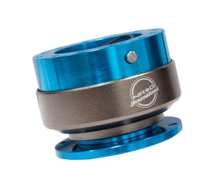NRG - Quick Release - Gen 2.0 - New Blue Body / Titanium Ring