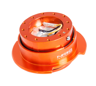 NRG - Quick Release - Gen 2.5 - Orange Body / Orange Ring