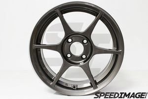 356 Wheels - TFS401 15x7 +35 4x100 67.1 Hub - Set of 4 Wheels - Gunmetal