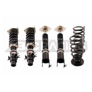 BC Racing - BR Type Adjustable Coilovers - Infiniti G35x AWD 2007-2008 / G37x 2009-2013