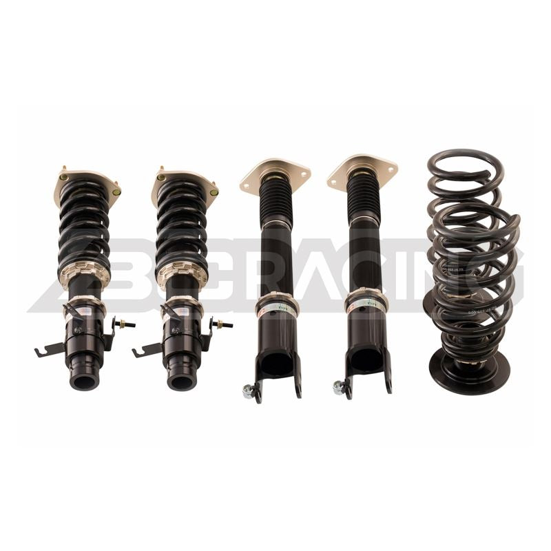 BC Racing - BR Type Adjustable Coilovers - Infiniti M35 AWD 2006-2010