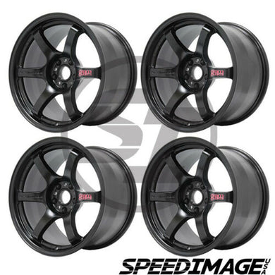 Rays Gramlights - 57DR Wheels - 18x9.5 +38mm 5x120 - Semi Gloss Black - Each Wheel