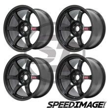 Rays Gramlights - 57DR Wheels - 18x9.5 +38mm 5x114.3 - Semi Gloss Black - Each Wheel