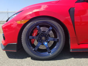 Rays Gramlights - 57DR Wheels - 18x9.5 +38mm 5x120 - Eternal Blue - Each Wheel