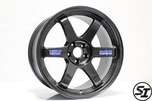 Volk Racing - TE37 OG Wheels - 18x9.5 +38mm 5x114.3 - Diamond Black - Set of 4 Wheels