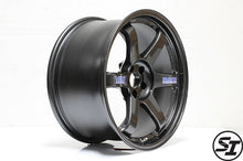 Volk Racing - TE37 OG Wheels - 18x9.5 +22mm 5x114.3 - Diamond Black - Set of 4 Wheels