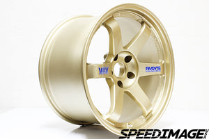 Volk Racing - TE37 OG Wheels - 18x9.5 +38mm 5x114.3 - Gold - Set of 4 Wheels