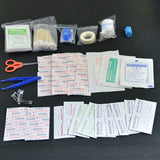 120pc Medical Emergency First Aid Kit