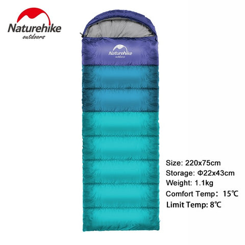 Ultralight Sleeping Bag.