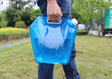 2L 5L 10L collapsible foldable water storage bag