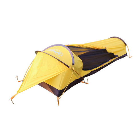 1 Person Camping Tent. Waterproof, Aluminum Alloy Frame