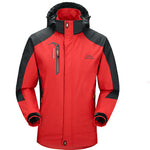 Waterproof, Windproof Softshell Outdoor Jackets