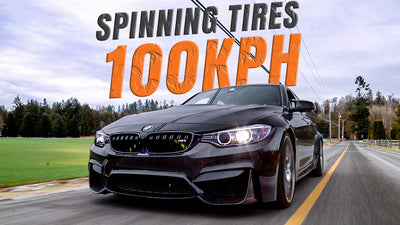 Tuned 500HP BMW M3 6-Speed Struggles For Traction! | F80 Review