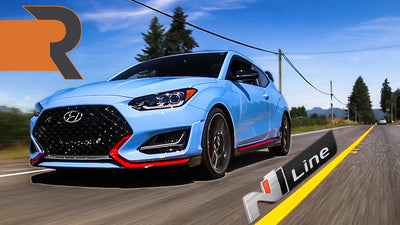 2019 Hyundai Veloster N | One of the Most Badass New Hot Hatches!