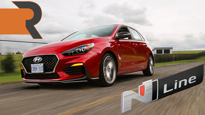 2019 Hyundai Elantra GT N Line Review | A Dual Clutch for Only $30,000?!
