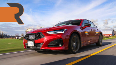 NEW 2021 Acura TLX A-Spec Review | The Future of Japanese Sports Sedans?