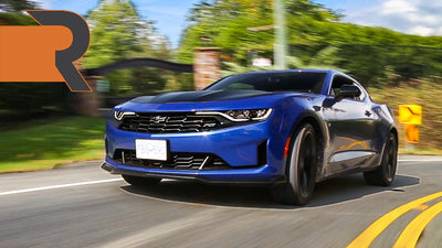 Is the 2019 Chevrolet Camaro 2.0L Turbo 1LE a REAL Muscle Car?!