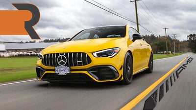 2020 Mercedes CLA45 AMG Review | Most Powerful 4-Cylinder on the Market!