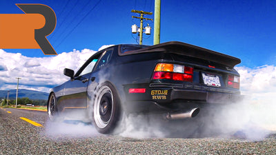 Meet The 500HP LS3-Powered Porsche 944 Turbo From The Underground.