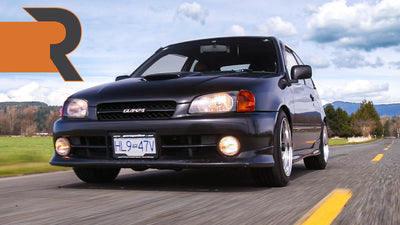 This Modified Toyota Starlet Glanza V is a JDM Snake | Hidden and Dangerous!