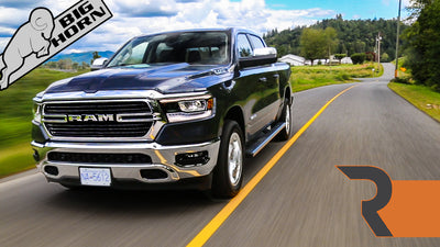 2019 Ram 1500 Big Horn | Does the Pentastar V6 Have Enough Grunt?!