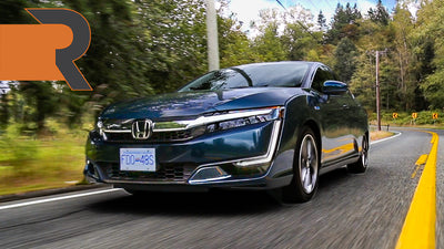 2019 Honda Clarity Touring Plug-in Hybrid | The Best or Worst of Both Worlds?
