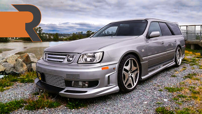 Does This Modified JDM Nissan Stagea RS-Four Take It Too Far?!