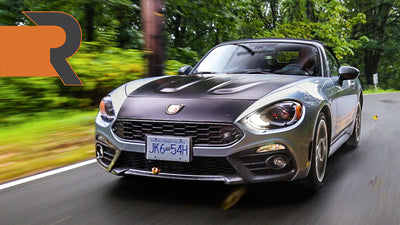 Is the 2019 Fiat 124 Abarth More Than Just a Budget MX-5 RF?!