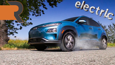2019 Hyundai Kona Electric | The Compact SUV That Does Zero Emission Burnouts!