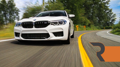 The New F90 BMW M5 xDrive is a 600HP Autobahn Bombshell!