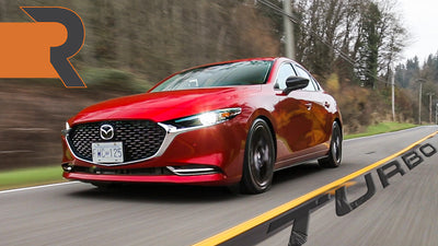 The 2021 Mazda 3 now has a TURBO! | First Drive and Review