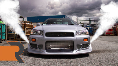 He Built Brian O'Connor's 2F2F Skyline R34 GTR! | The Spirit Carries On