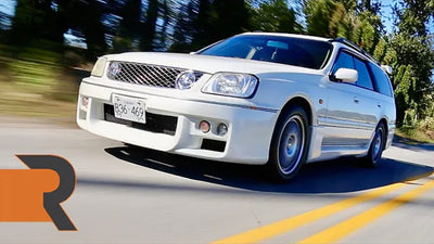 This Ultra-Rare 1999 Nissan Stagea 260RS is a GT-R Wagon by Autech.