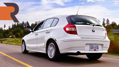 This Is The First BMW 118i Hatchback in North America! | RHD Euro Import Review
